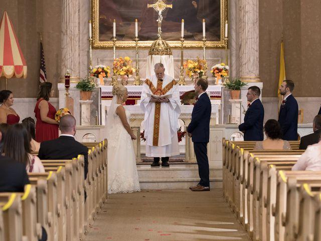 Jordan and Danielle's Wedding in Gettysburg, Pennsylvania 25