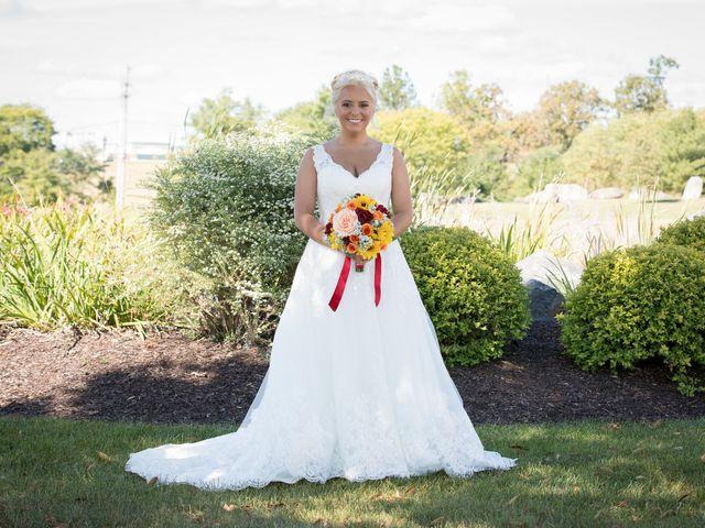 Jordan and Danielle's Wedding in Gettysburg, Pennsylvania 27