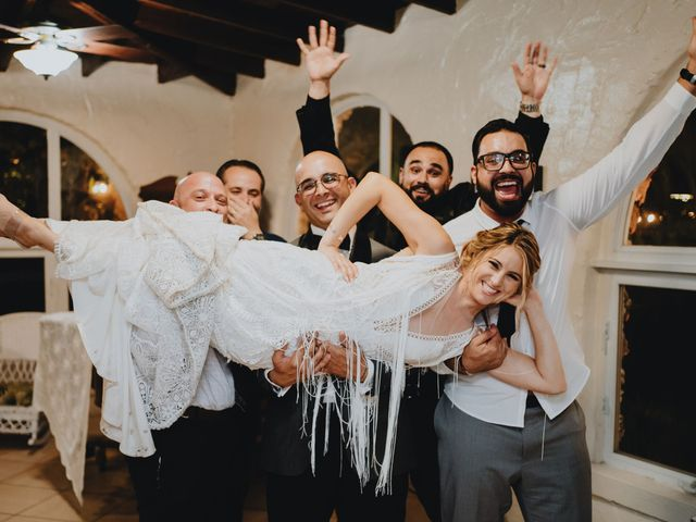 Adrian and Alex's Wedding in Coral Gables, Florida 11