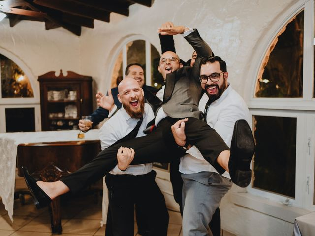 Adrian and Alex's Wedding in Coral Gables, Florida 12