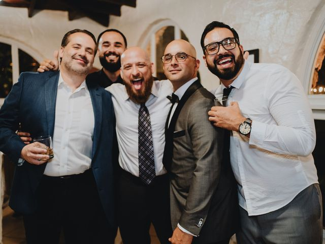 Adrian and Alex's Wedding in Coral Gables, Florida 13