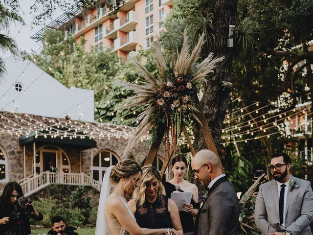 Adrian and Alex's Wedding in Coral Gables, Florida 26