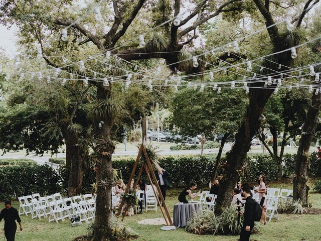 Adrian and Alex's Wedding in Coral Gables, Florida 76