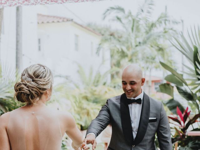 Adrian and Alex's Wedding in Coral Gables, Florida 86