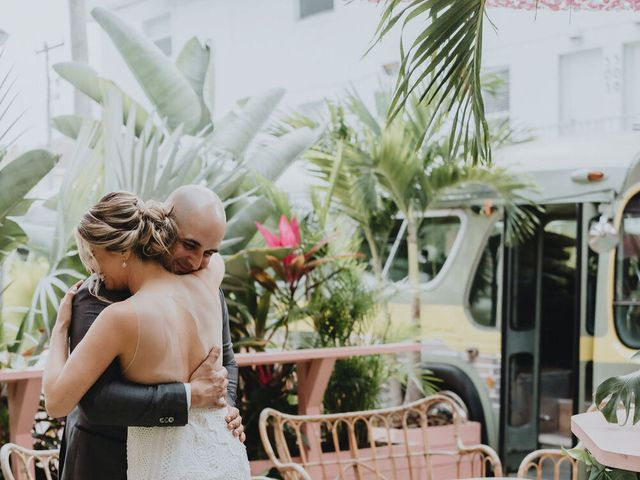 Adrian and Alex's Wedding in Coral Gables, Florida 88