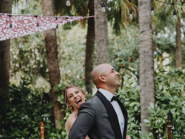 Adrian and Alex's Wedding in Coral Gables, Florida 91