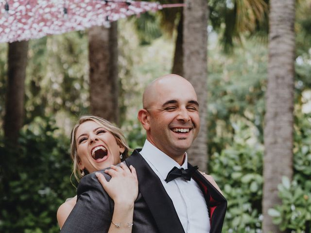 Adrian and Alex's Wedding in Coral Gables, Florida 92