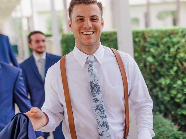 Paul and Olivia's Wedding in Naples, Florida 10