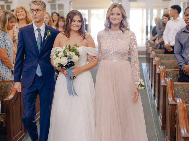 Paul and Olivia's Wedding in Naples, Florida 11