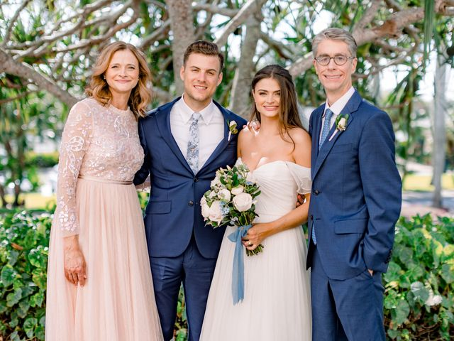 Paul and Olivia's Wedding in Naples, Florida 23