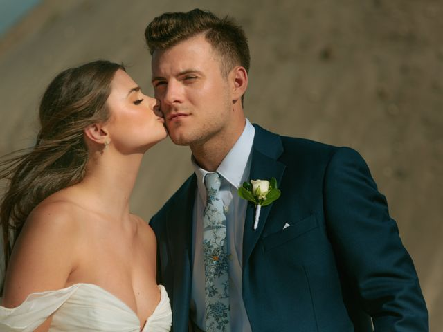 The wedding of Olivia and Paul