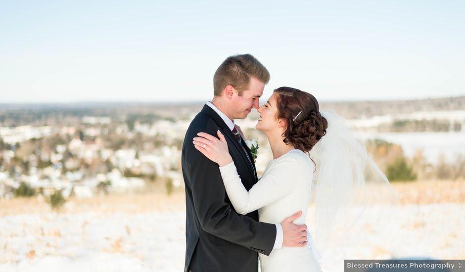Kelsey and Skyler's Wedding in Florence, Wisconsin