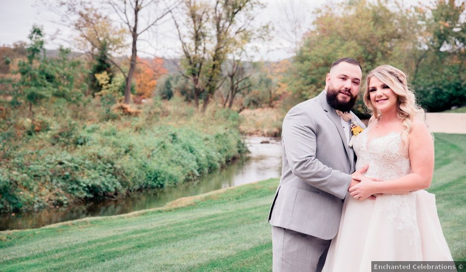 Vinny and Kayla's Wedding in Flanders, New Jersey