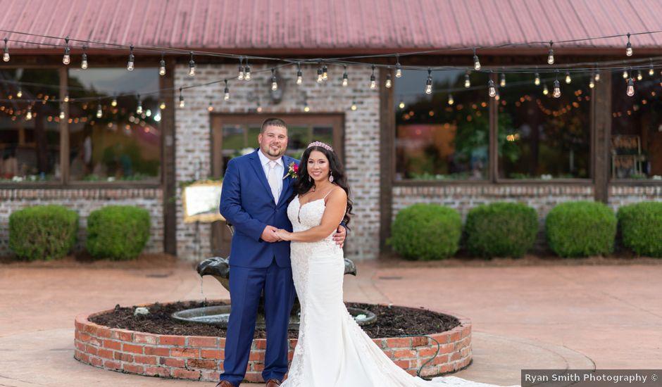 Ethan and Heather's Wedding in Loris, South Carolina