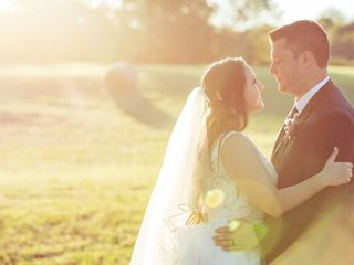 The wedding of Kelsi and Austin