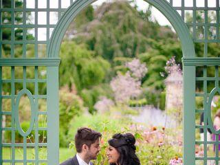 The wedding of Zakeena and Mirsad 2