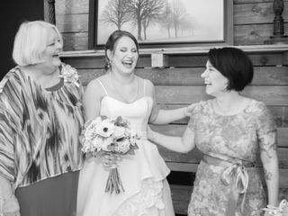 The wedding of JoAnn and Will 2
