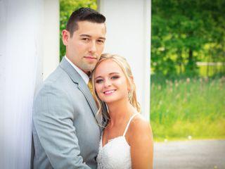The wedding of Rachel and Zachary 3