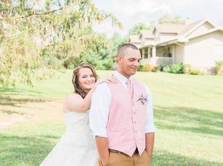 The wedding of Destinie and Drew