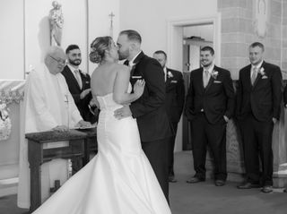 The wedding of Karryn and Andrew 1
