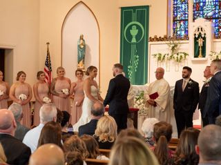 The wedding of Karryn and Andrew 2