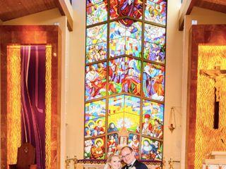 The wedding of Dana and David 3