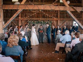 The wedding of Jeff and Katie 1