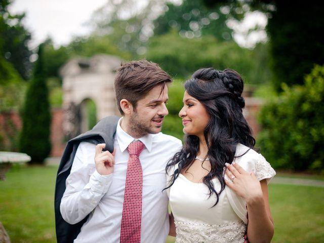 Mirsad and Zakeena's Wedding in Long Island City, New York 1