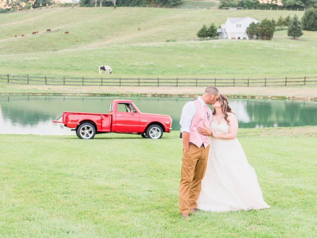 Drew and Destinie's Wedding in Princeton, West Virginia 1