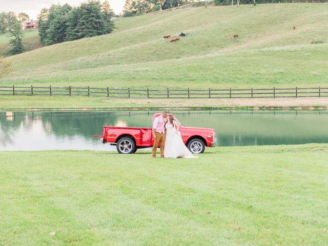 Drew and Destinie's Wedding in Princeton, West Virginia 2