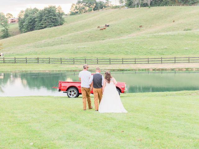 Drew and Destinie's Wedding in Princeton, West Virginia 3