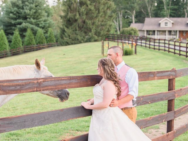 Drew and Destinie's Wedding in Princeton, West Virginia 11