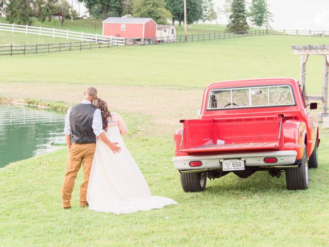 Drew and Destinie's Wedding in Princeton, West Virginia 12