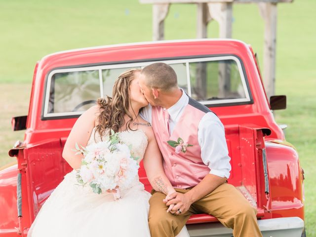 Drew and Destinie's Wedding in Princeton, West Virginia 13