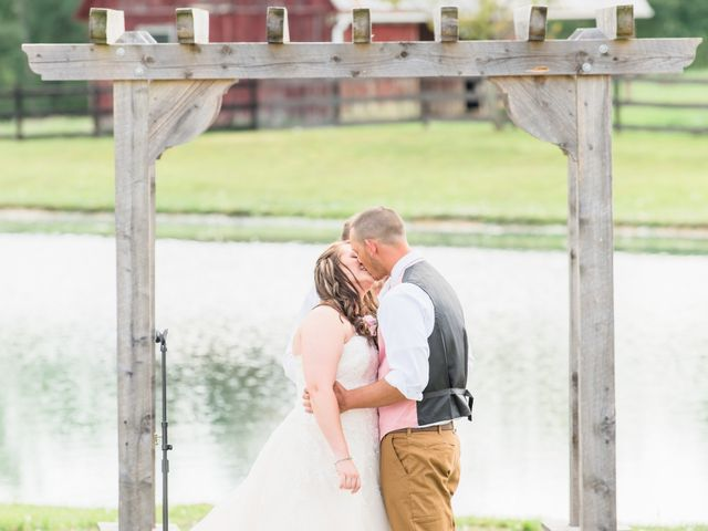 Drew and Destinie's Wedding in Princeton, West Virginia 15