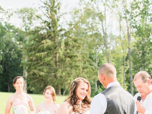 Drew and Destinie's Wedding in Princeton, West Virginia 18