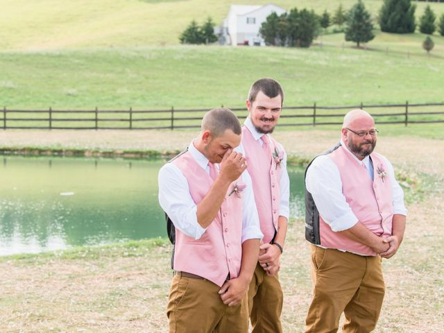 Drew and Destinie's Wedding in Princeton, West Virginia 20