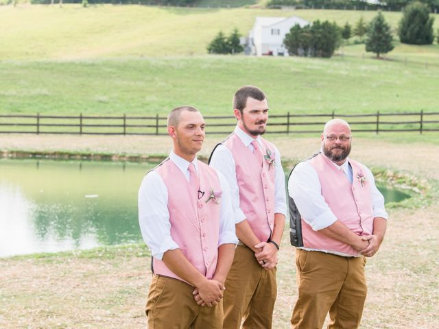 Drew and Destinie's Wedding in Princeton, West Virginia 21