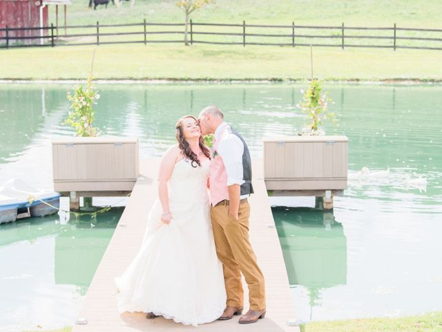 Drew and Destinie's Wedding in Princeton, West Virginia 26
