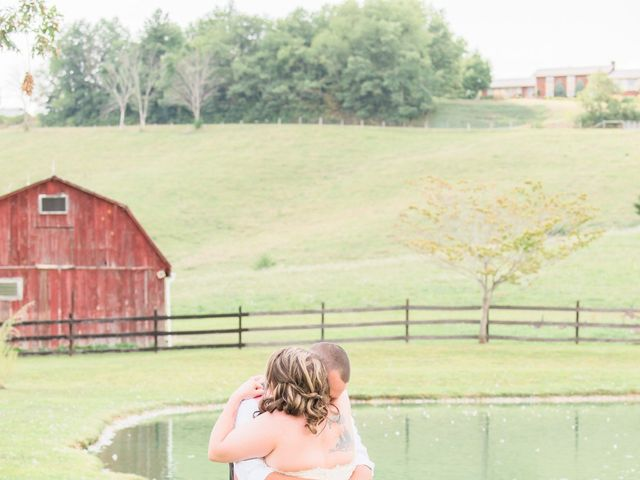 Drew and Destinie's Wedding in Princeton, West Virginia 29