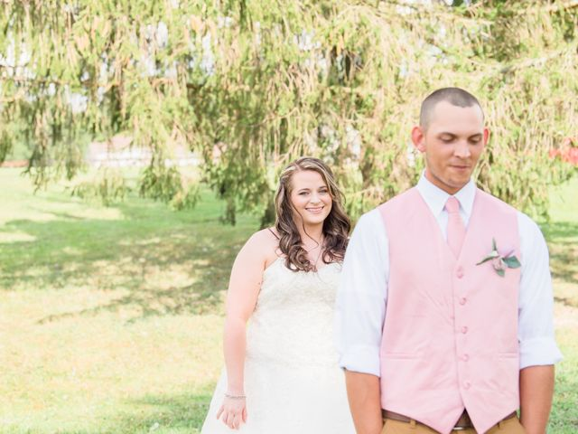 Drew and Destinie's Wedding in Princeton, West Virginia 32