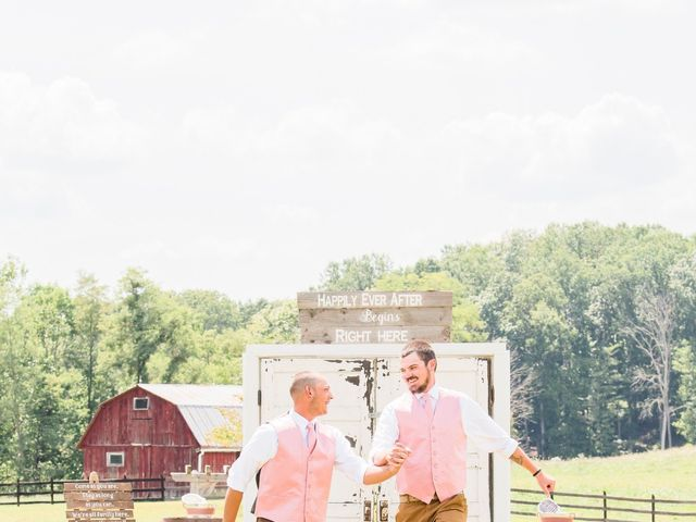Drew and Destinie's Wedding in Princeton, West Virginia 33