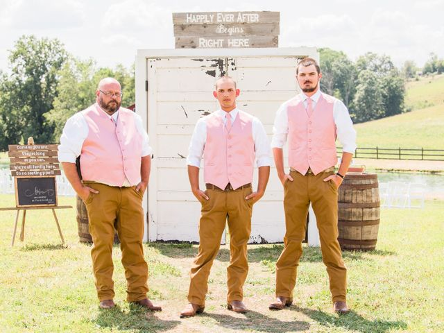 Drew and Destinie's Wedding in Princeton, West Virginia 36