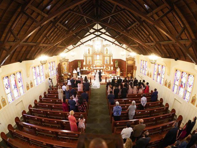 Lea and Patrick's Wedding in Huntington Beach, California 7