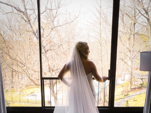 David and Dana's Wedding in Rye, New York 4