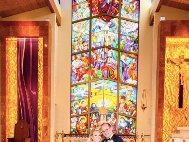 David and Dana's Wedding in Rye, New York 5