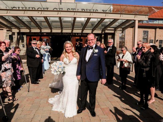 David and Dana's Wedding in Rye, New York 6