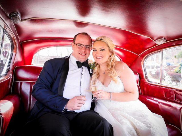 David and Dana's Wedding in Rye, New York 8