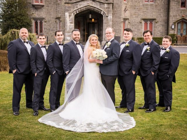 David and Dana's Wedding in Rye, New York 10
