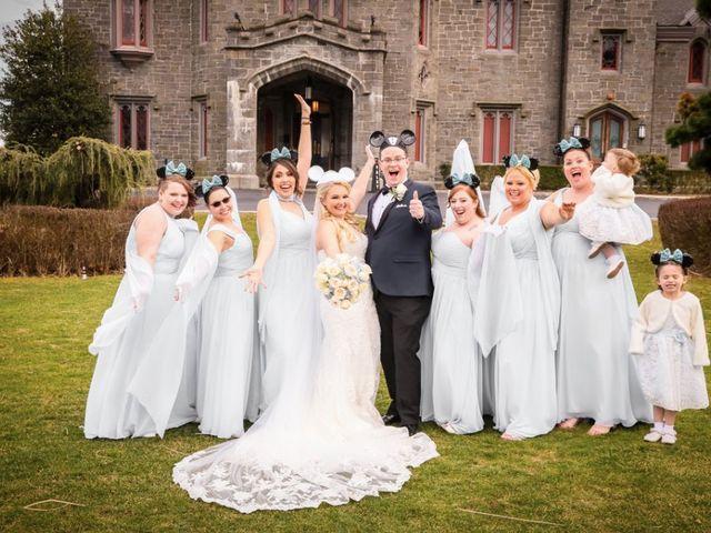 David and Dana's Wedding in Rye, New York 12
